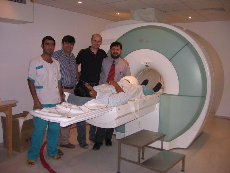 L'IRM en activité