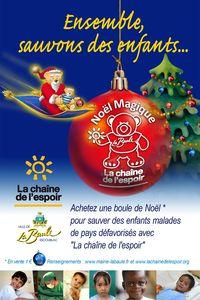 Noël magique à La Baule