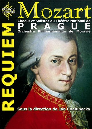 REQUIEM - Affiche Prague (Bas. déf.)
