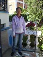 Sariaka-guérie-et-rentrée-chez-elle