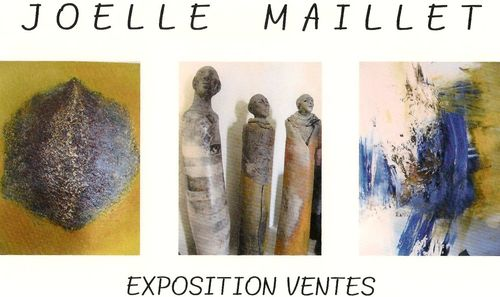 Joelle Maillet oeuvres Lyon 2011