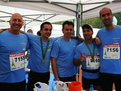 20 km Aircelle team