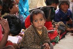 Enfants Inde 1
