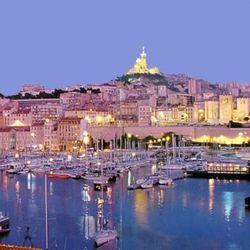 Marseille lumières