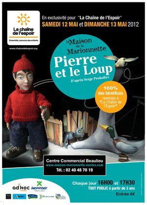 Spectacle marionnettes Nantes