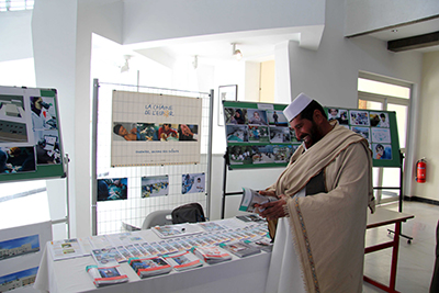 CDE stand expo Afghanistan