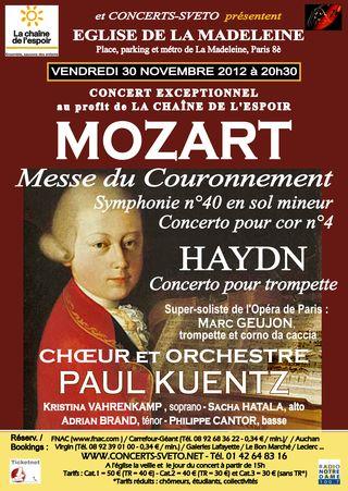 Mozart 30-11-2012  dalla Rosa