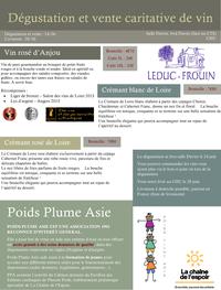 Vin Nantes - Poids Plume