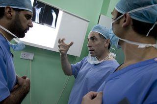 Le Dr Philippe Valenti