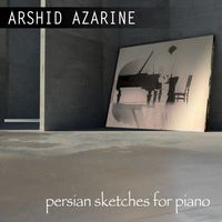 Persian Sketches for Piano