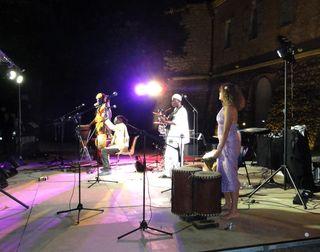 Soirée concert Nice 30 aout