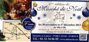 Marché de Noel Evreux-1