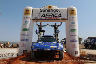 Podium Africa Eco Race