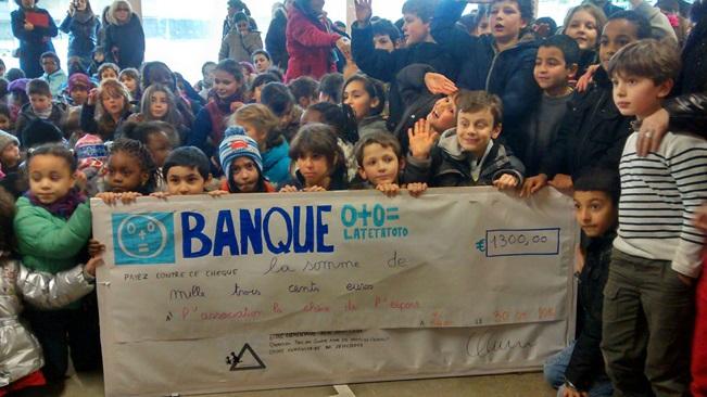 Ecole elementaire Joliot-Curie – Lyon