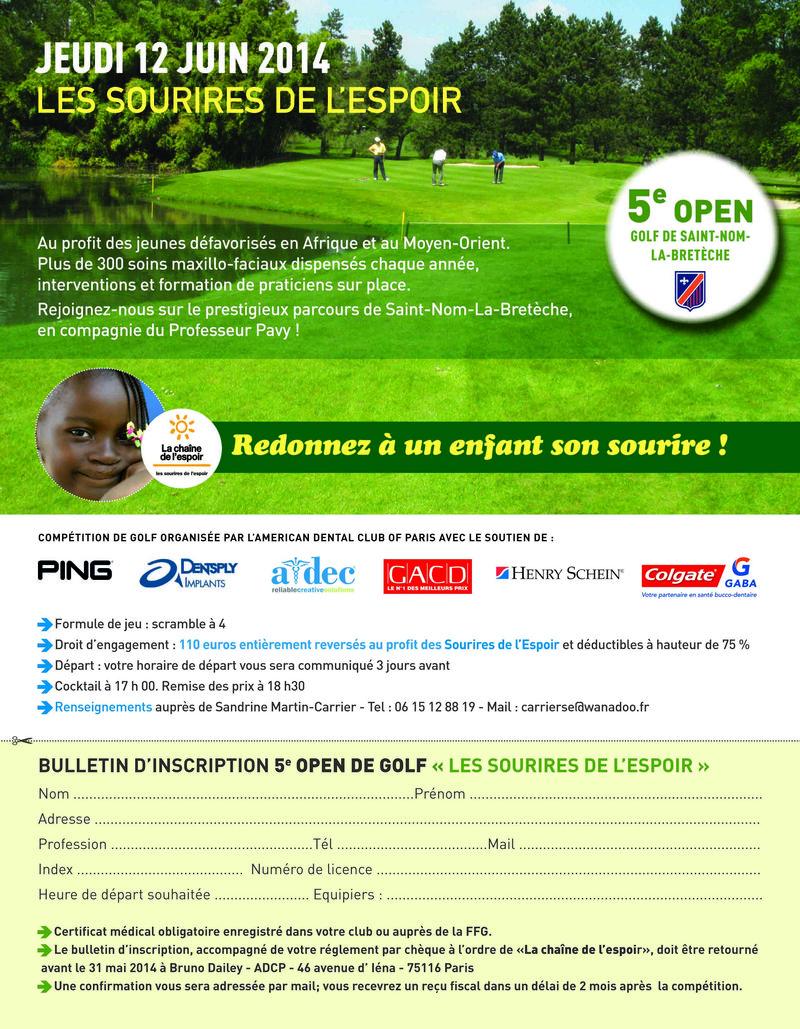 Visuel 5ème Open 2014