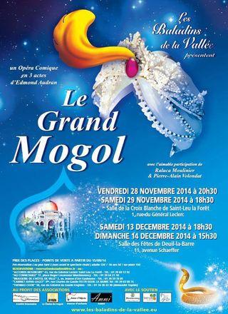 Opera comique Deuil La Barre Dec2014