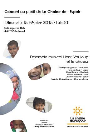 Affiche concert Nantes petite