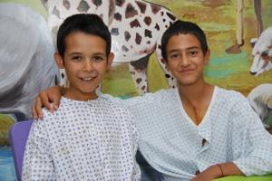 Enfants_afghans_hpital_kaboul